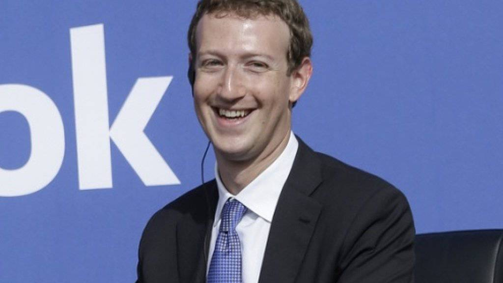 Muss wegen falscher Versprechungen vor Gericht: Mark Zuckerberg (Archiv).