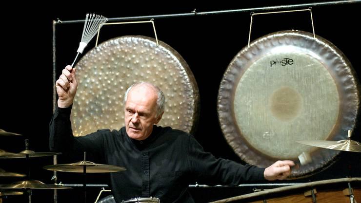 Pierre Favres Solo-Konzerte sind musikalische Weltreisen. FRANCESCA PFEFFER