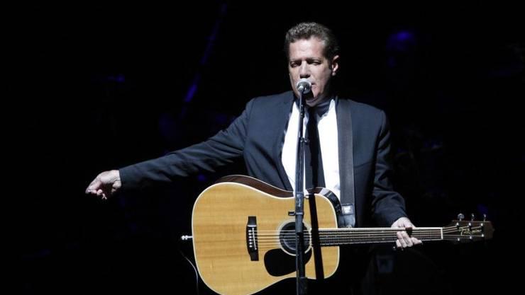 Die Witwe des Eagles-Sängers Glenn Frey hat das Spital verklagt, in dem er gestorben ist. (Archivbild)