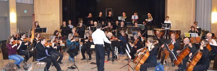 Das ganze Orchester