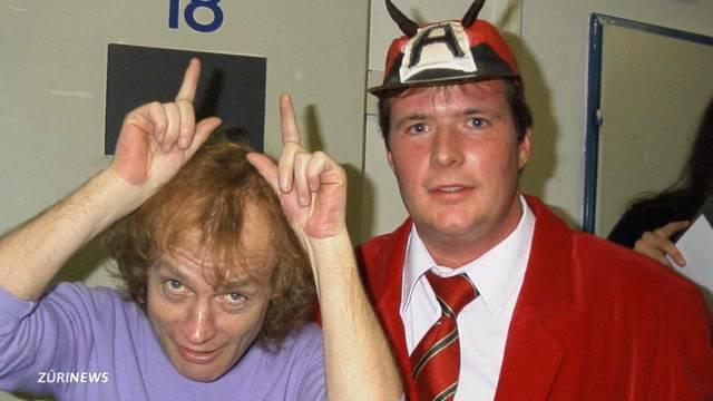 Angus Young-Doppelgänger rocken das Letzigrund