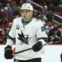 Timo Meier gewann mit den San Jose Sharks beim Stanley-Cup-Sieger