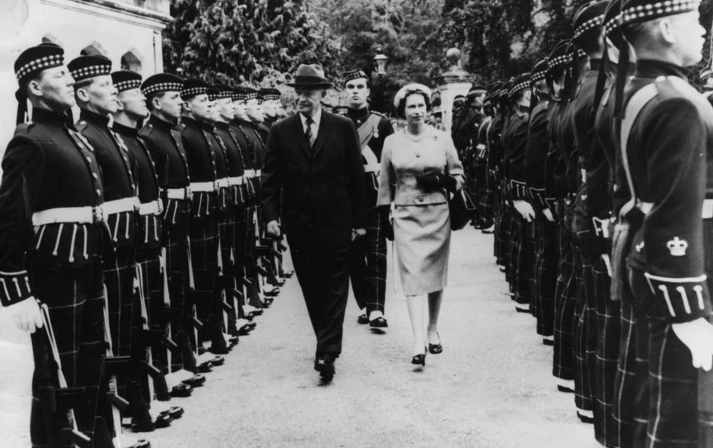 Die Queen in Bildern (© Getty Images)