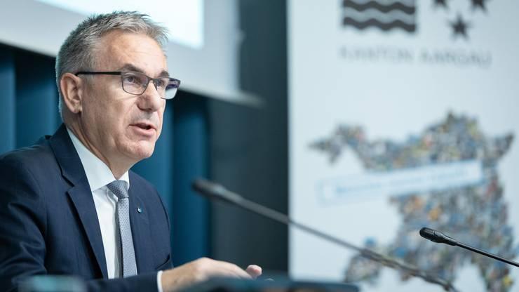Bildungsdirektor Alex Hürzeler will die Schulpflege im Aargau abschaffen.