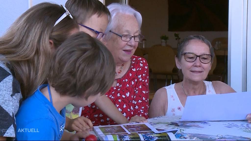 90-Jährige blickt am Geburtstag auf ein erfülltes Leben zurück