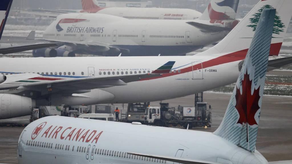 Airlines brauchen zum Überleben weitere 80 Milliarden Dollar