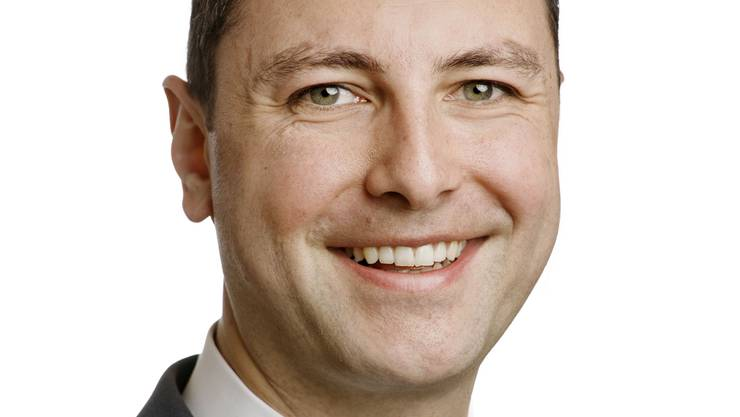 Mit 36 Jahren ist Reto Wettstein das jüngste Mitglied des Brugger Stadtrats.