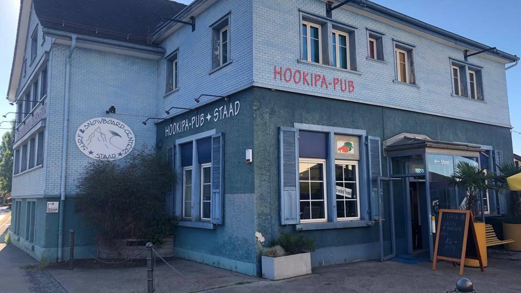 Hookipa Pub in Staad muss einem Neubau weichen