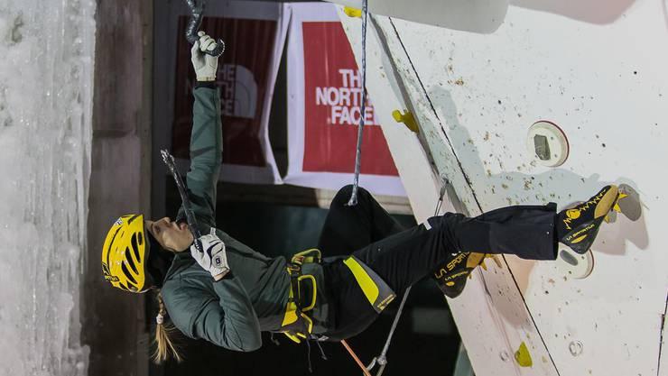 Petra Klingler verteidigte ihren letztjährigen Meistertitel souverän.