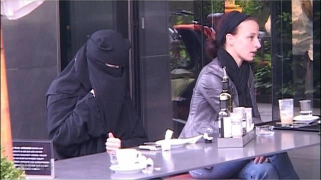 Burkaverbot: Bundesrat präsentiert Gegenvorschlag