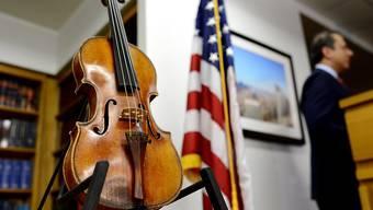 Die wiedergefundene Stradivari-Geige
