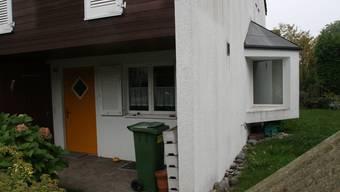 Tatort am 16. Juli: Heute steht das Haus in Bergdietikon leer.