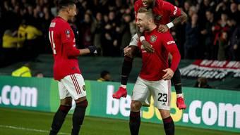 Die Sehnsucht nach solchen Bildern ist wieder da. Ich will meinen Lieblingsklub Manchester United wieder jubeln sehen. Oder einfach irgendwelchen Fussball schauen können.