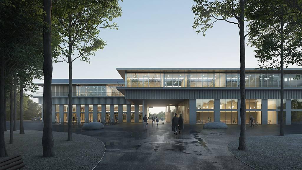 Nachbargemeinden beteiligen sich an Schulhausbau in Sursee
