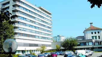 Ausbauen: Das Bettenhochhaus des Spital Langenthal soll erweitert werden.