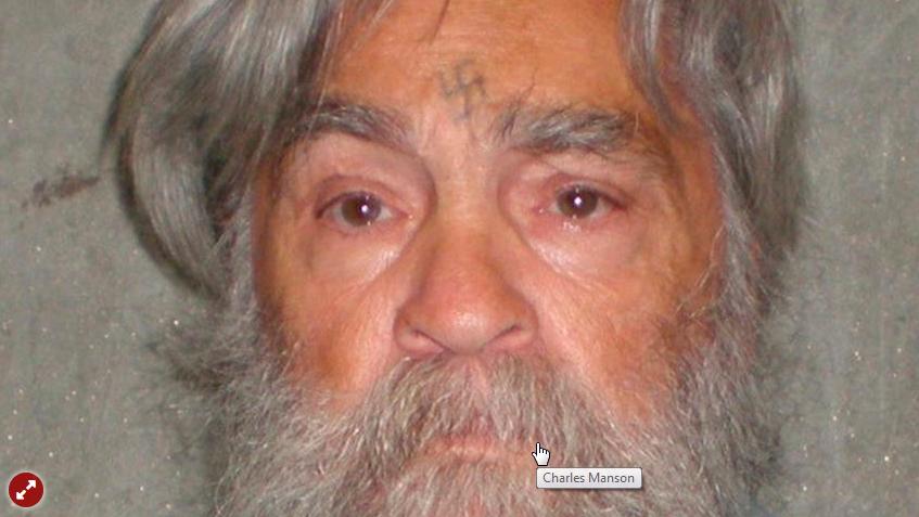 Serienmörder Charles Manson ist tot