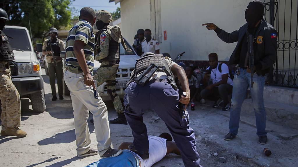 Opferzahl bei Gefängnisausbruch in Haiti auf 25 gestiegen