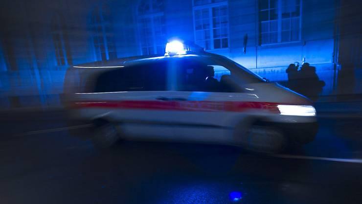 Die Polizei nahm am 6. Februar drei mutmassliche Einbrecher fest. (Symbolbild)