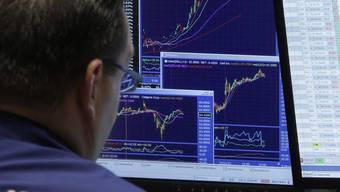 Der Dow-Jones-Index legte über zwei Prozent zu (Symbolbild)