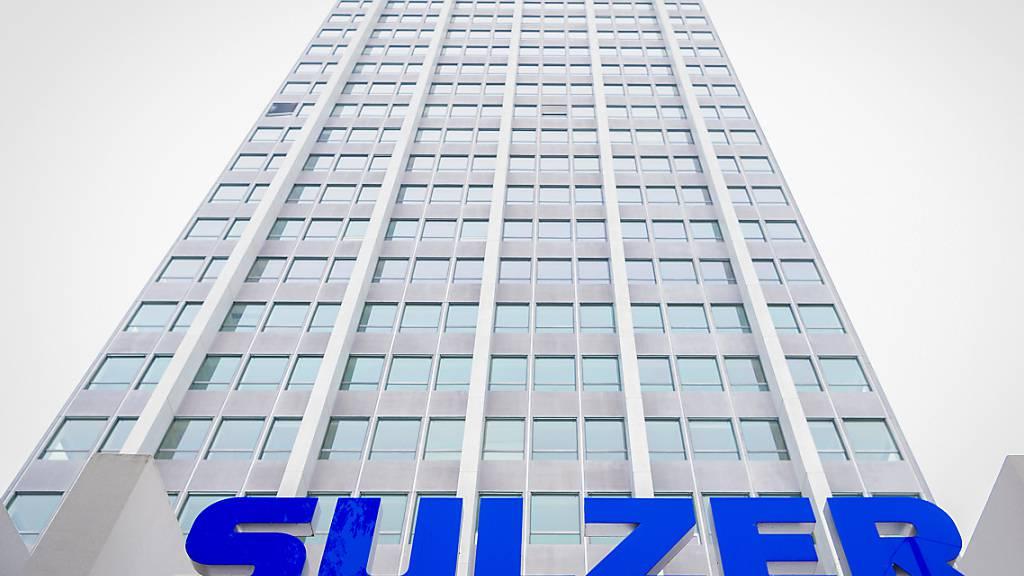 Sulzer erhöht Prognosen für 2021