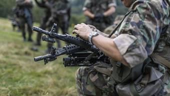 Für die militärische Karriere früher zurück an die Uni (Symbolbild)