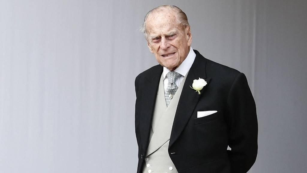 Trauerfeier für Prinz Philip: Das erwartet Sie morgen
