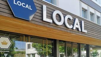 Das «Local», ein «Concept-Store» bestehend aus Bäckerei und Café, musste geschlossen werden.
