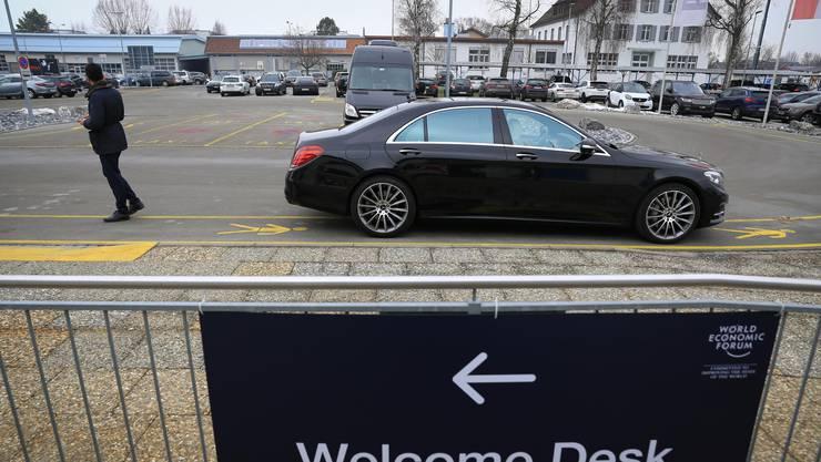 250 zusätzliche Flugbewegungen zählt der Airport Altenrhein während des WEF.