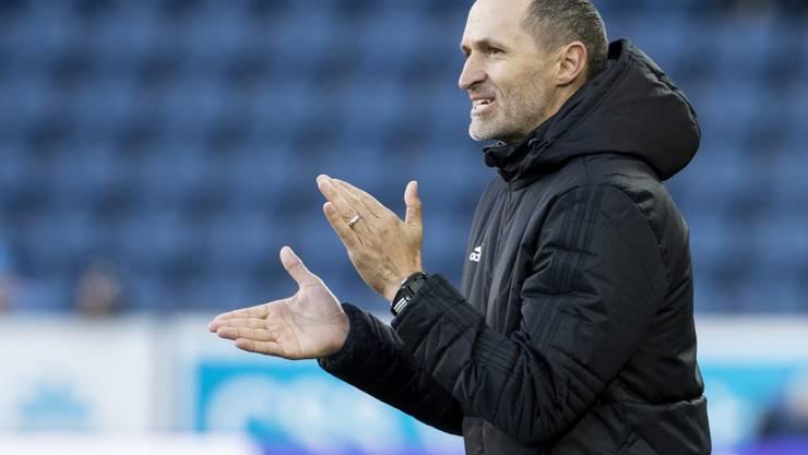 Luzerns Trainer Thomas Häberli kann in wenigen Wochen ein sehr begehrter Mann werden