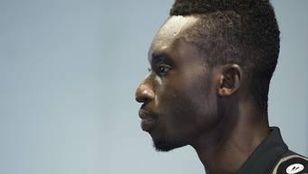 Der Ghanaer Samuel Afum (25) spielt im nächsten Halbjahr für Neuchâtel Xamax  in der Challenge League