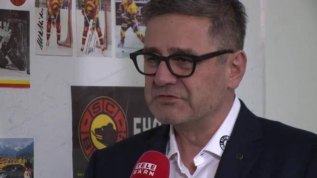 SCB-CEO Marc Lüthi zur Personalie Leuenberger: «Lars' Frustration ist zu akzeptieren»