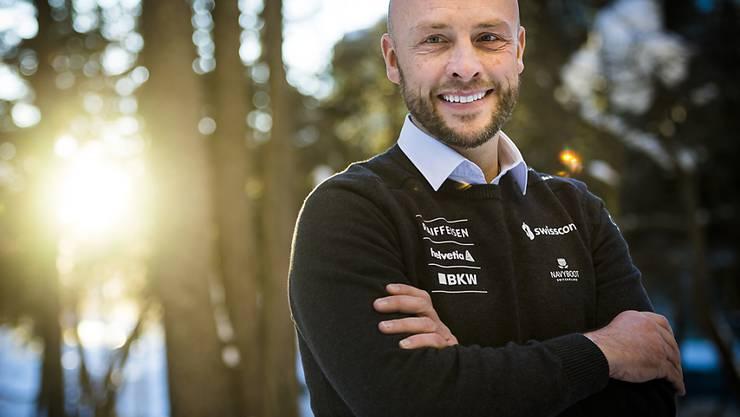 Alpindirektor Walter Reusser will den Trainingsbetrieb ab dem 11. Mai sukzessive hochfahren, ohne die Athleten einem Coronavirus-Risiko auszusetzen