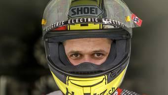 Tom Lüthi ist für das Rennen in Austin gerüstet