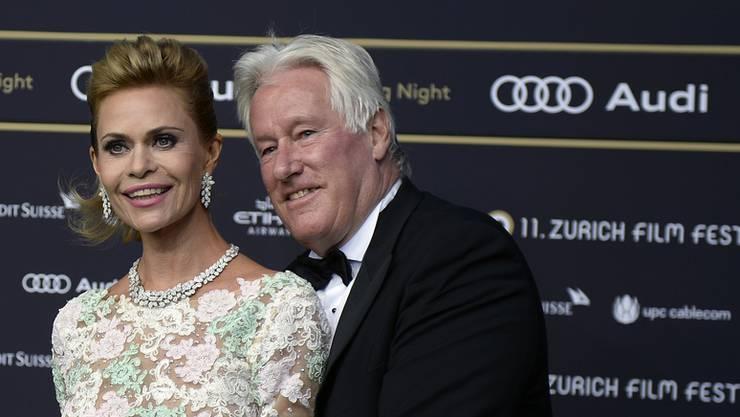 Walter und Irina Beller.