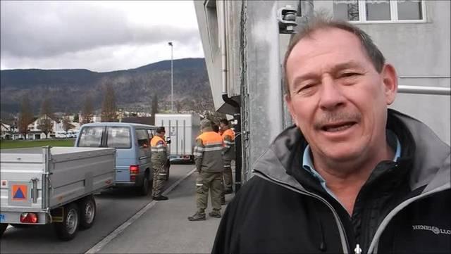 Fahrlehrer Marc Willemin gibt Tipps zum rückwärts manövrieren