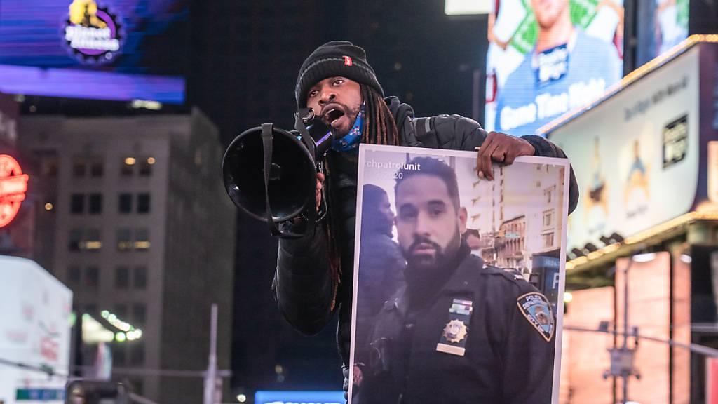 USA: Keine Anklage nach Polizeischüssen auf Schwarzen in Kenosha