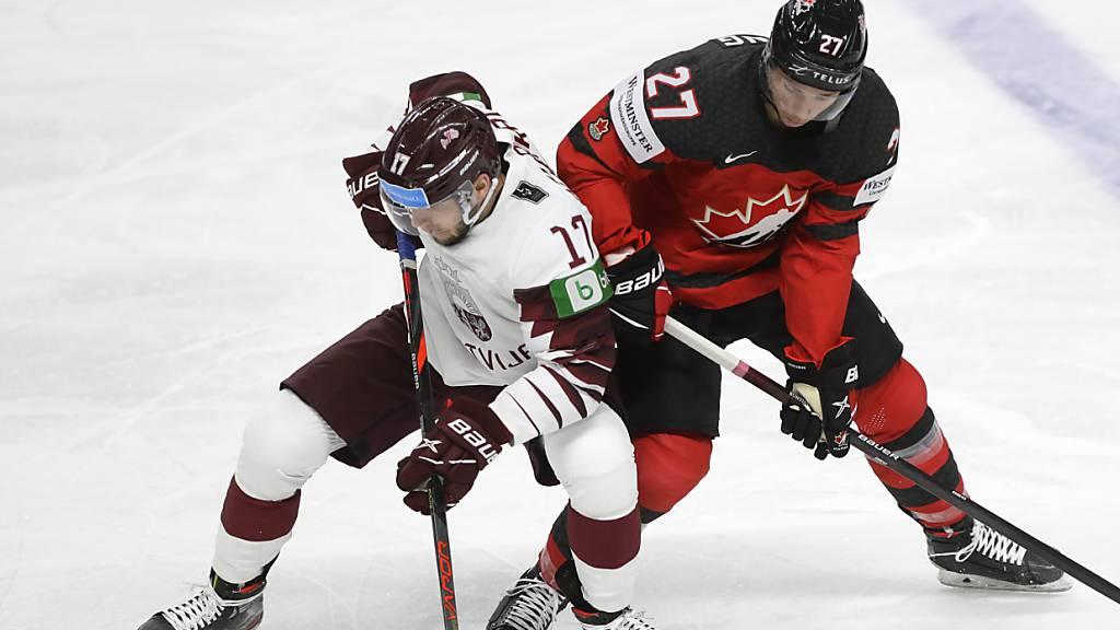 Lettland gelingt die grosse Überraschung