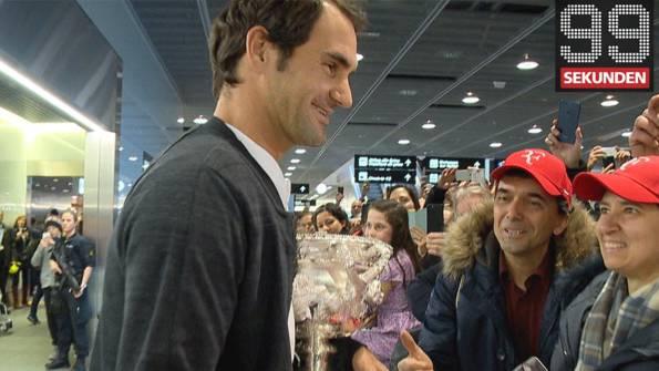 Kritik an Bombardier-Zügen - Legalisierung Abtreibung - Fussballer des Jahres - Federers Rückkehr