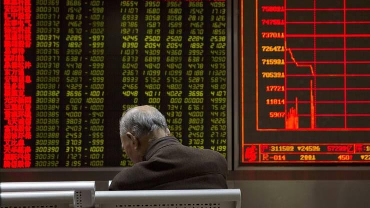 Chinas Märkte im Tiefflug, das könnte für die Schweizer Unternehmer eine Chance sein