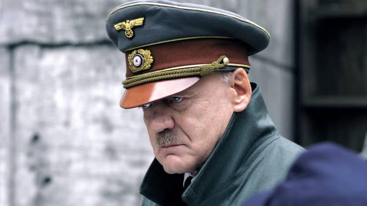 Herr Hitler. Geht bald unter. In «Der Untergang»