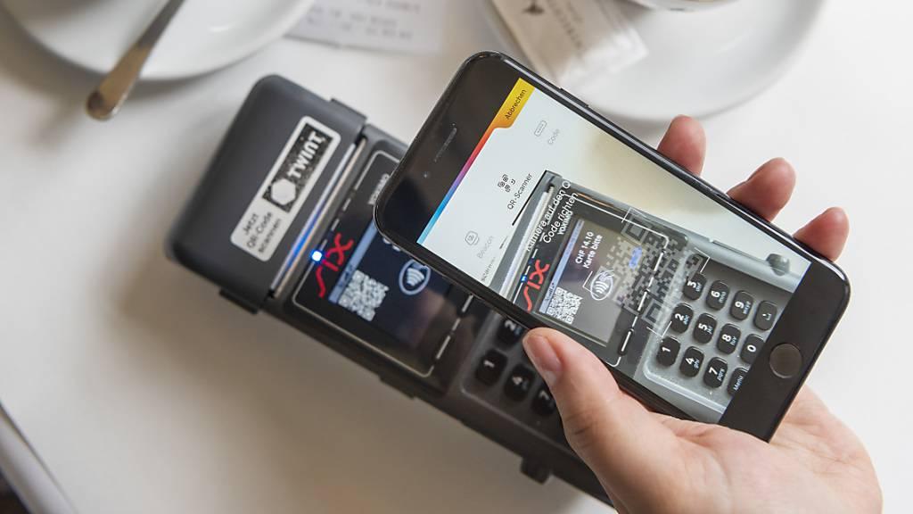 Twint will Transaktionen 2020 fast verdoppeln