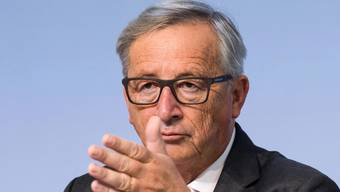 EU-Kommissionschef Jean-Claude Juncker. (Archiv)