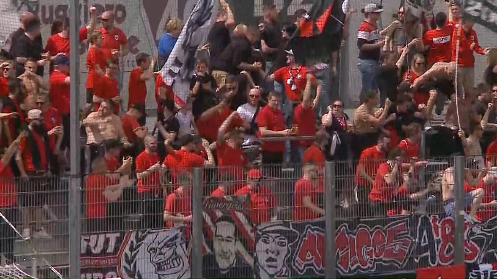 FC Aarau deklassiert Sforzas FC Will