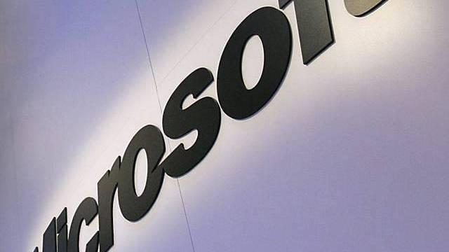 Microsoft mit Gewinneinbruch