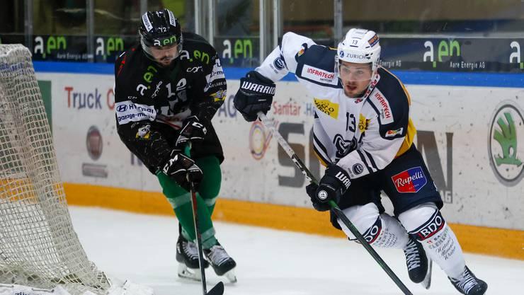 Marco Müller startet in seine vierte Saison mit dem HC Ambri-Piotta.