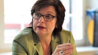 Die Lohnunterschiede seien eine Tatsache, sagte SP-Ständerätin Anita Fetz. Und das sei für ein Land wie die Schweiz eine Schande. In allen anderen Bereichen der Arbeitswelt gebe es Kontrollmechanismen. Nur bei den Frauenlöhnen nicht. (Archivbild)