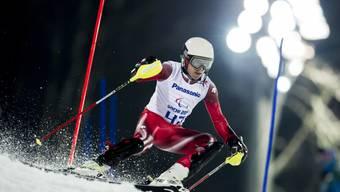 Holte an der Para-Ski-WM in Tarvisio Silber in der Super-Kombination: Robin Cuche (Archivbild)