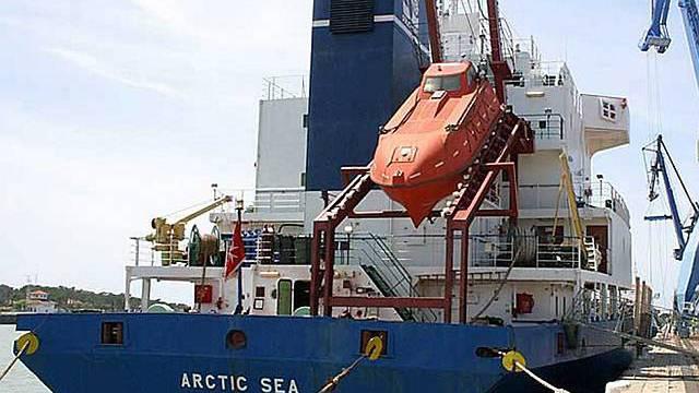 Der Frachter Arctic Sea (Archiv)