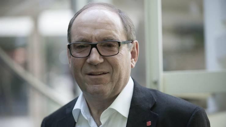 Remo Billl, SP-Präsident: «Der Wahlkampf war engagiert und aus Grenchner Sicht sehr gut geführt»