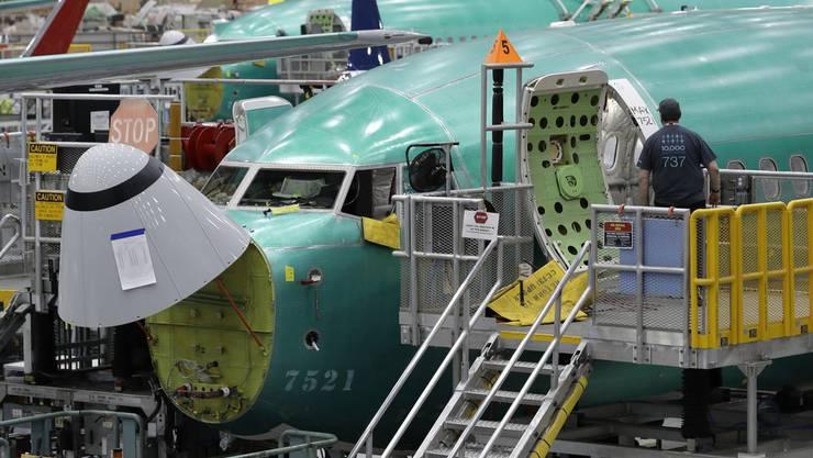 Steven Mnuchin: US-Finanzminister macht Boeing-Krise für gebremstes Wachstum verantwortlich